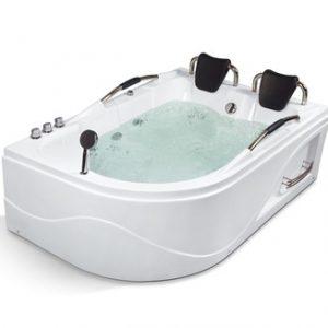 Mini Jacuzzi Bathtub.White Acrylic Freestanding Indoor Mini Bathtub Success